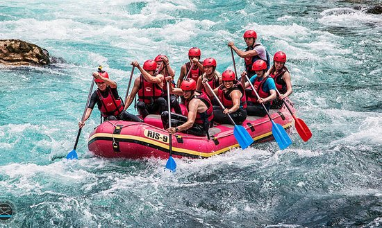 East Sikkim, India: River Rafting @ Teesta