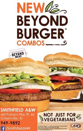 Greenville, RI: New Beyond Burger