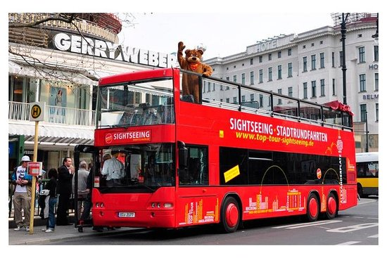 Top Tour Sightseeing Berlin