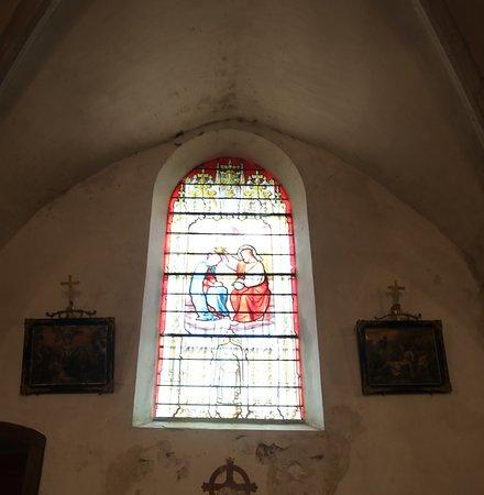 Eglise Saint Aignan de Ruffey sur Seille