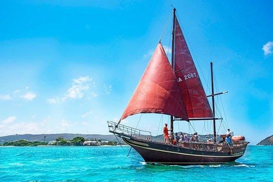 The Knysna Pirate Ship