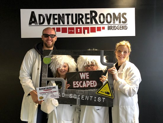 Adventure Rooms Bridgend