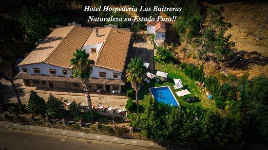 Cortes de la Frontera, España: Restaurante Las Buitreras