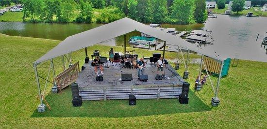 Bumpass, VA: Concert at our event venue