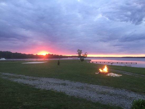 Bumpass, VA: Beautiful sunset