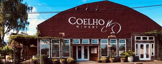 Coelho Winery Tasting Room 111 5th St. Amity OR 97101 www.coelhowinery.com  #CoelhoWinery #MakeMoments #LoveTheBunnyWine