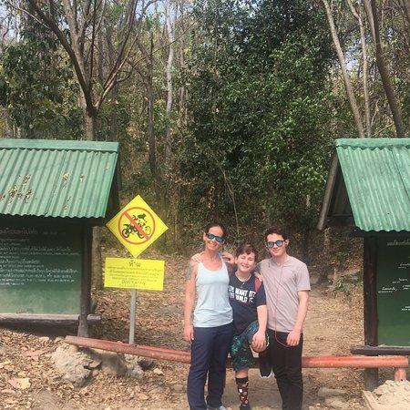 Wat Pha Lat Monk's Trail