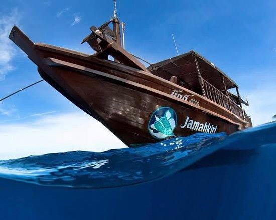 Jamahkiri Diving Club