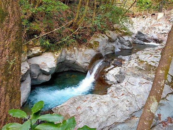 Ebi-daru Falls Kawazu Nanadaru Waterfalls