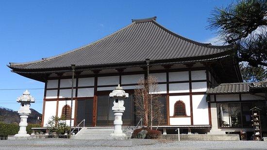 Ashikaga, Giappone: 光得寺本堂