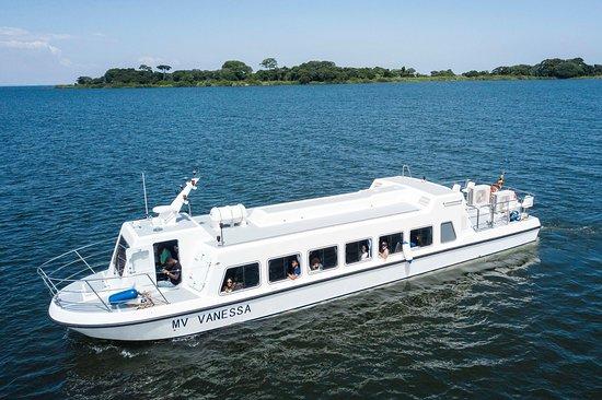 Nyanza Evergreen Waterways - MV Vanessa & MV Nathalie