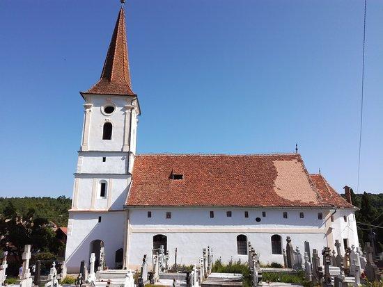 Sibiel, Rumänien: Kirken