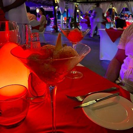 Excellent food, nice atmosphere.