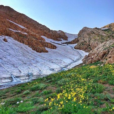 Kordestan Province, Iran: Amazing view of Shaho mountains,Kurdistan. .