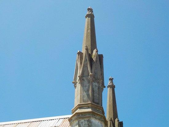 Talbot, Австралия: spires