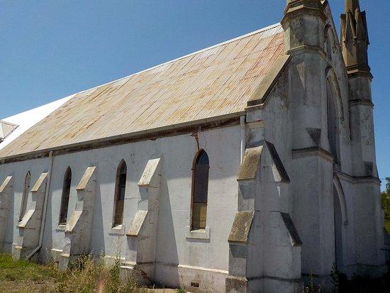 Talbot, Австралия: body of building