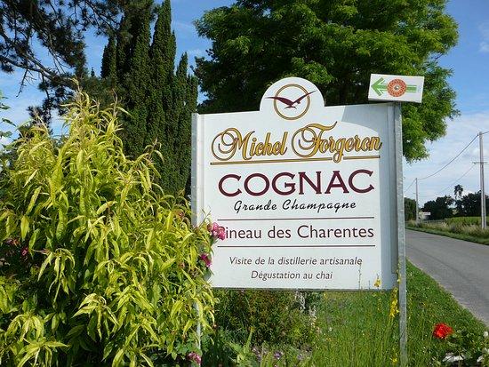 Cognac Michel Forgeron