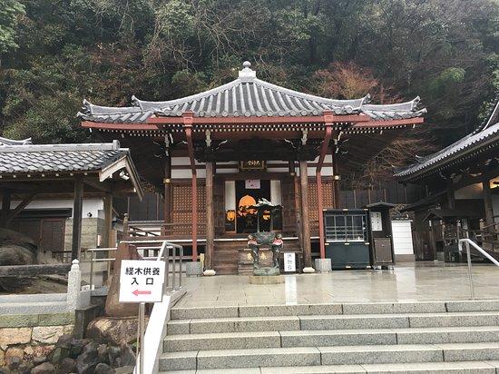 Suma-dera Temple Daishido