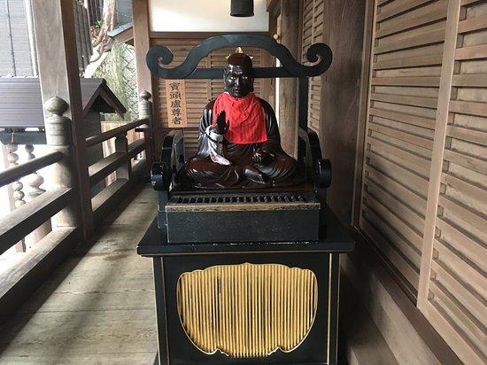 Suma-dera Temple Hondo