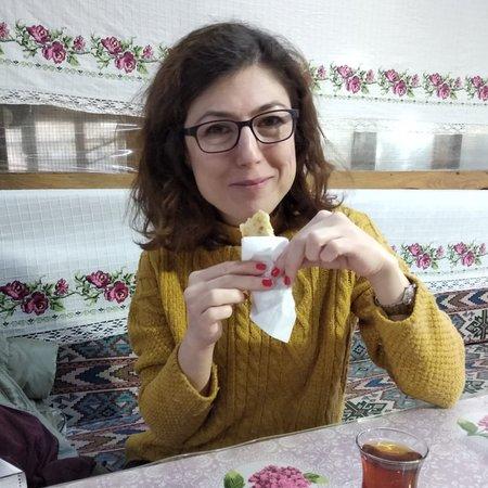 Cumalikizik, Турция: Köye 🏘 bayıldık.Gözlemesi🥟 de enfesti😋🤗