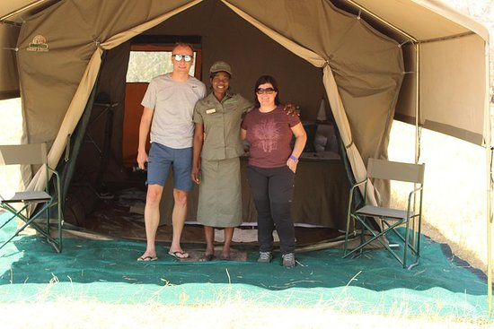 Luxury Mobile Tented Camping In Chobe...
