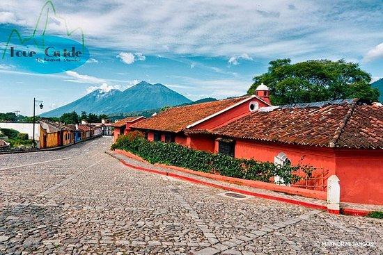 Visite à pied d'Antigua - Matin et...