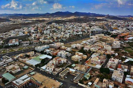 Taif City Tour From Makkah
