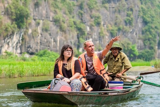 Ninh Binh Full Day Tour from Hanoi...