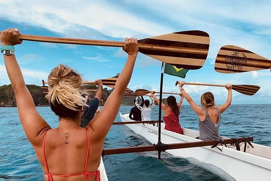 Tour en canoa hawaiana en Fernando de...