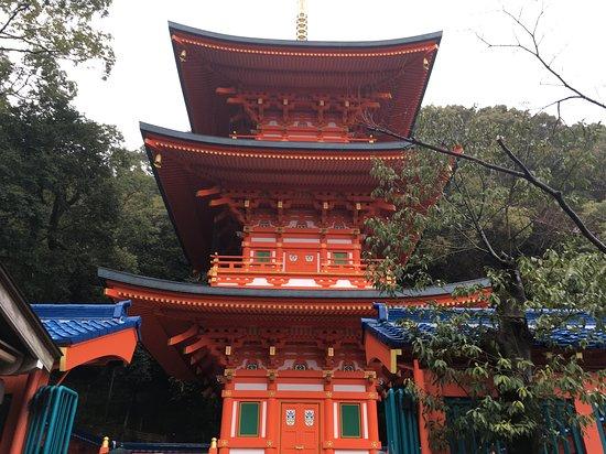 Suma-dera Temple Sanjunoto