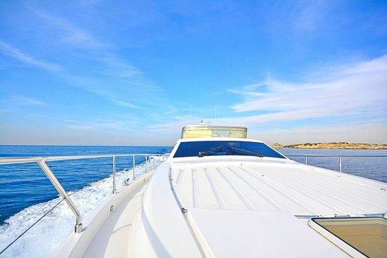 Croisière en yacht partagé sur les côtes sud d'Astypalea