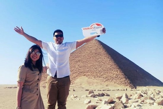 Giza Pyramids & Sphinx Private Day Tour