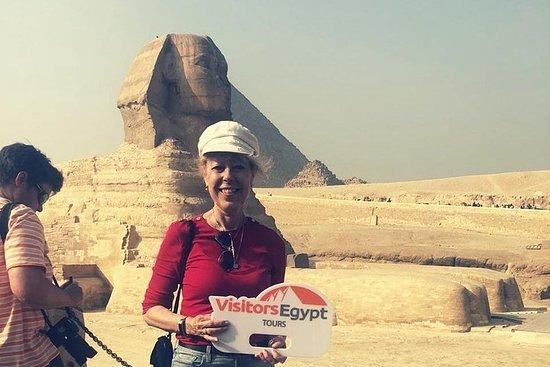 Dagstur på Th Egyptian Museum...