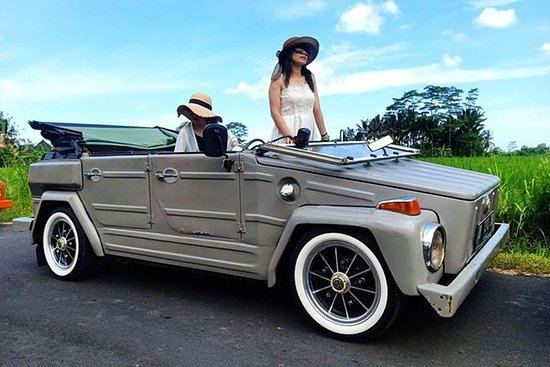 Full-Day Uluwatu Private Tour by VW...