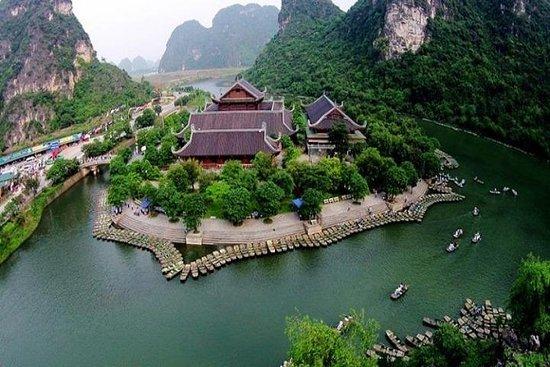 De Hanoi: Explorez Hoa Lu - Trang An