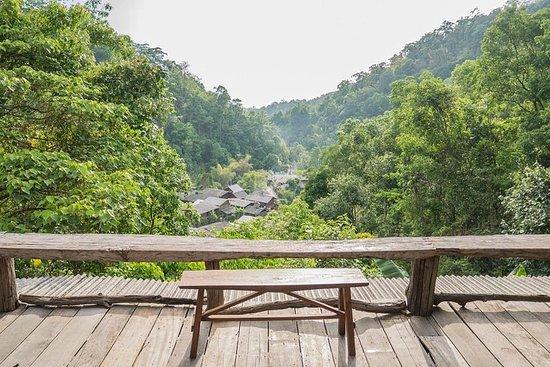 Perdu à Chiang Mai: village secret...