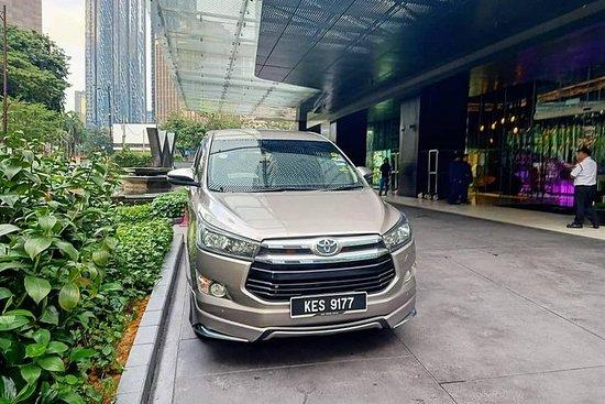 Kuala Lumpur à Singapour en route...