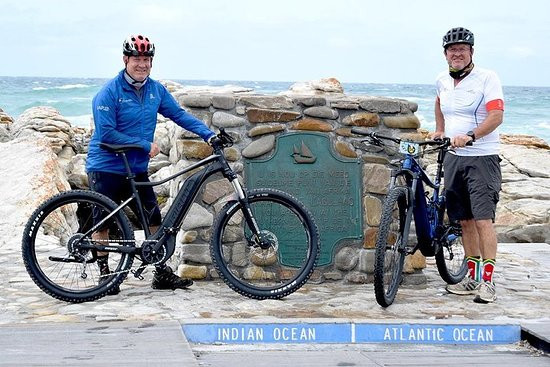 2-Day eBike - Elgin to the Southern Tip of Africa