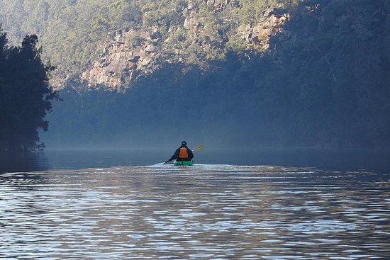 Une aventure en kayak dans la nature avec une cuisine gastronomique
