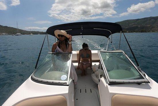 Tour exclusivo en bote