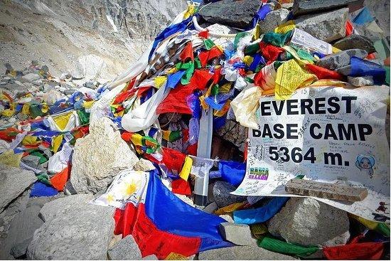 Everest Base Camp Trek - 12 jours
