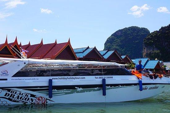 Privat speedbåd charter Phuket 47 sæder