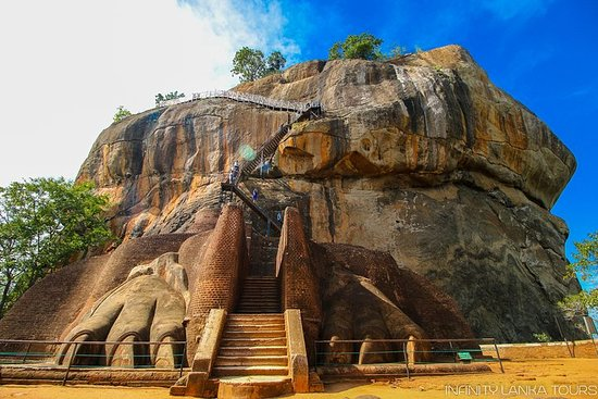 Sigiriya Day Tour Fra Colombo