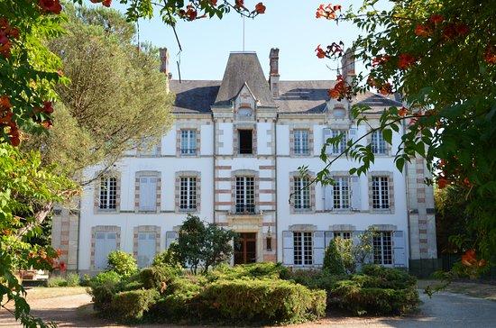 B&B Chateau des Bretonnieres sur Vie
