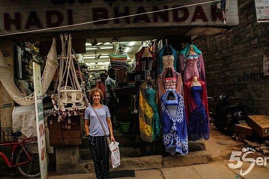 班加罗尔的购物和义卖市场