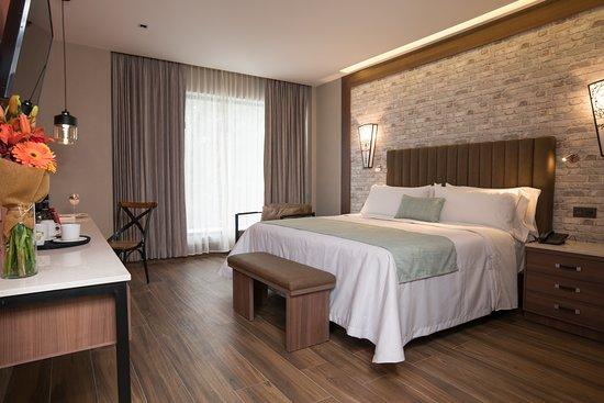 Habitación Recién Remodelada - Opiniones sobre Arborea Hotel, Guadalajara,  México - Comentarios - Tripadvisor