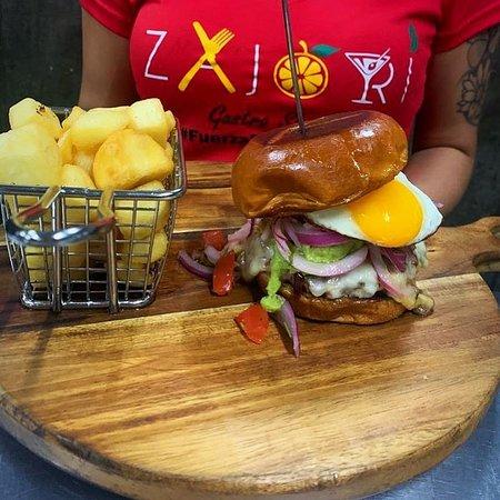 Brunch (Steak Burger)
