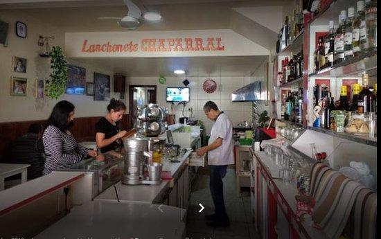 Lanchonete Chaparral照片