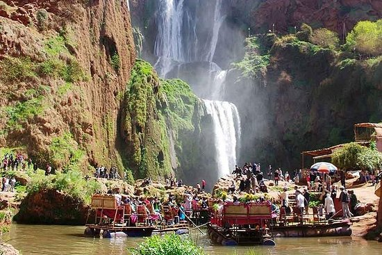 OUZOUD WATERFALLS Small Group Day Tour...