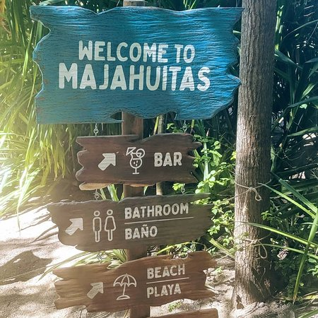 Majahuitas Beach
